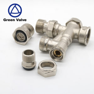 Taizhou Green valves  high quality   top mount turbo manifold in underfloor heating system
