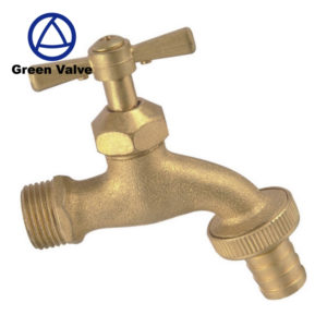Green Valve Good Quality High Pressure Open Close Brass Angle Valve 1/2 and 3/4