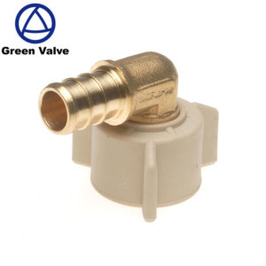 Taizhou Green Valves High quality brass fittings with Female thread