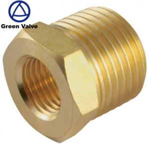 Green valves Forged Brass Pex Female Adapter Crimp Fitting Female pex fittings