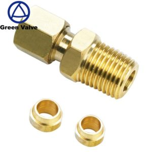 Green valves Hot Sale Customized Female Sweat Brass Pex Adapter Copper Fitting