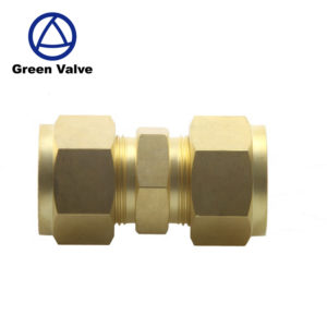 Green Valves 3-way t type brass pneumatic pu air hose quick fitting connector 10 mm 1/4 push fit air compressor fittings