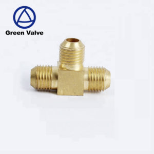 Green Valves Lead free brass China manufacturer acr or plumbing parts water heater copper pipe fittings push fit fitting